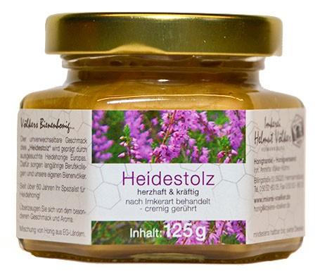 Heidestolz Bienenhonig à 125 g