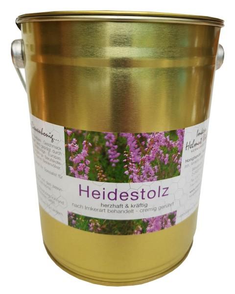 Heidestolz Bienenhonig 2,5 kg