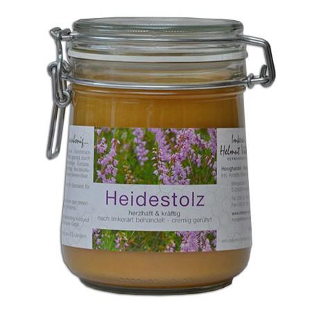 Heidestolz Bienenhonig 1 kg