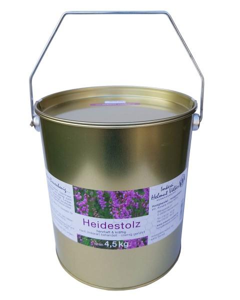 Heidestolz Bienenhonig 4,5 kg